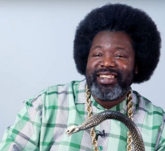 How much is Afroman worth