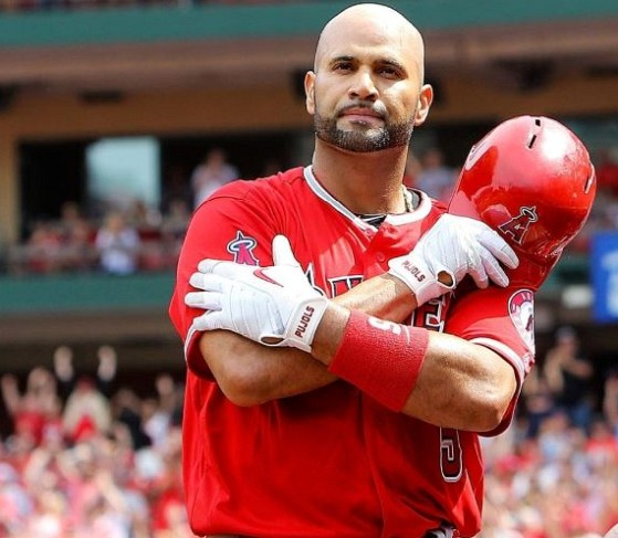 How much is Albert Pujols worth