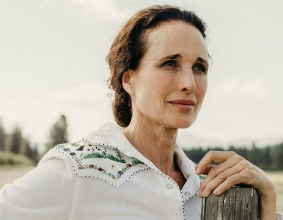How much is Andie MacDowell worth