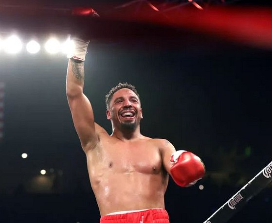 How much is Andre Ward worth
