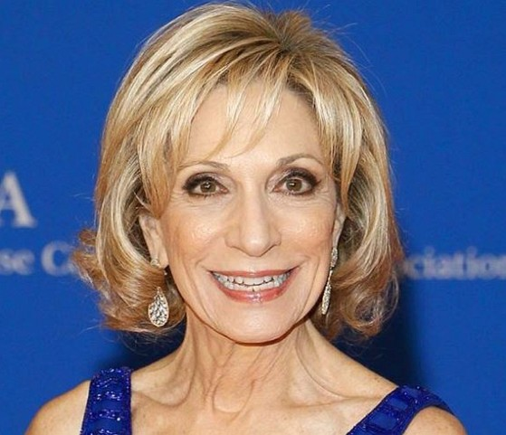 How much is Andrea Mitchell worth