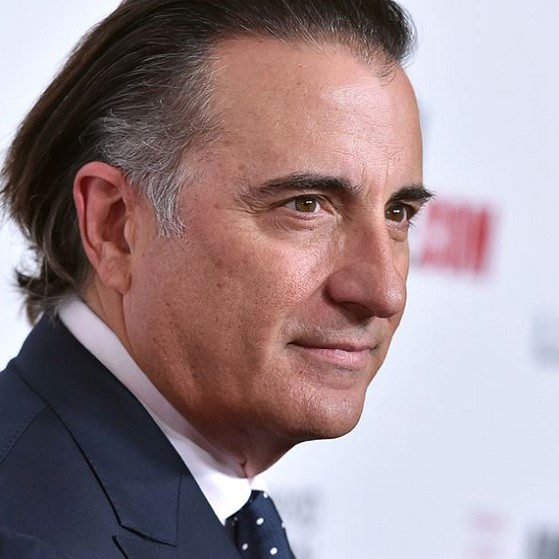 How much is Andy Garcia worth