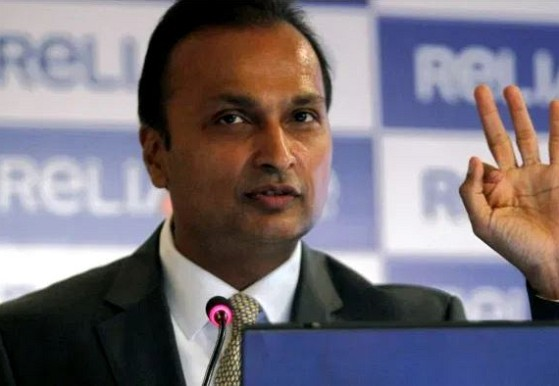 How much is Anil Ambani worth