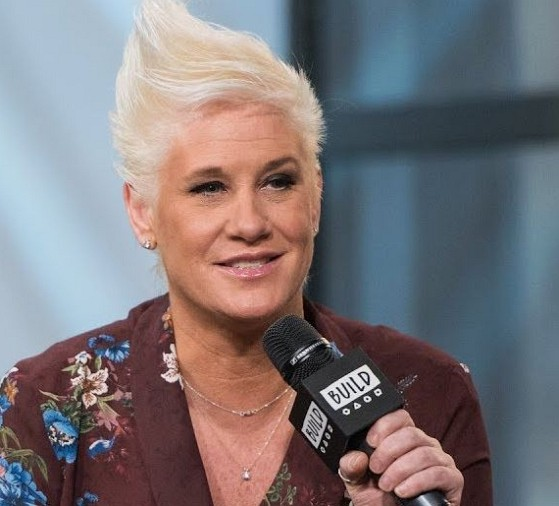 How much is Anne Burrell worth