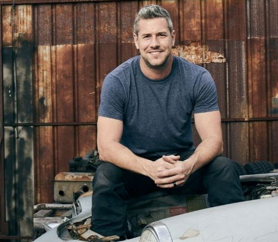 How much is Ant Anstead worth