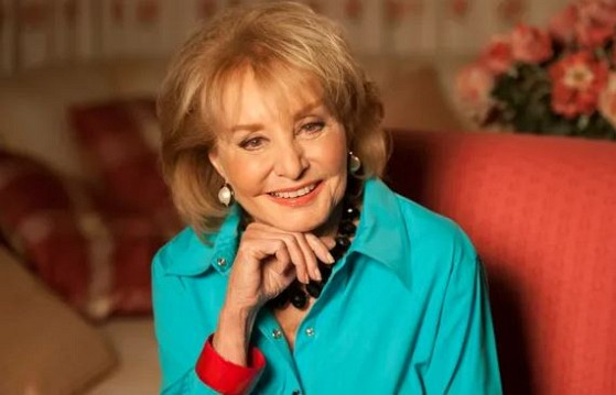 How much is Barbara Walters worth