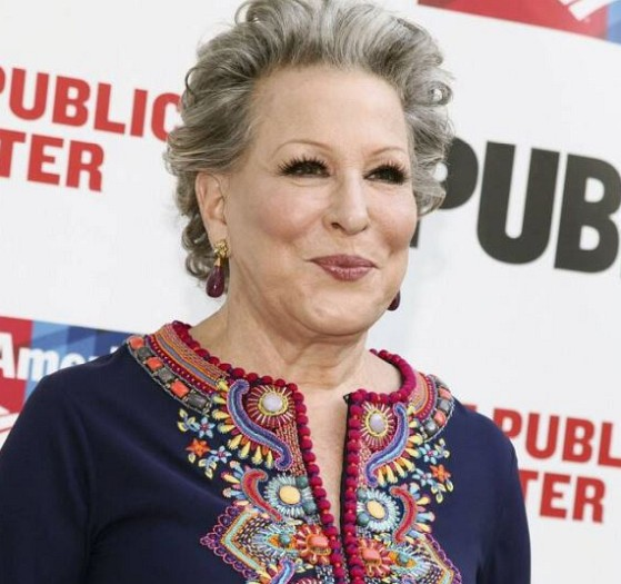How much is Bette Midler worth