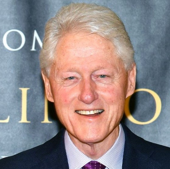 How much is Bill Clinton worth