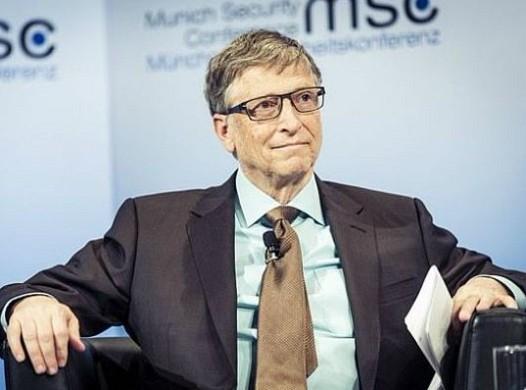 How much is Bill Gates worth