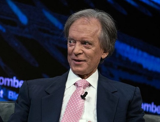 How much is Bill Gross worth