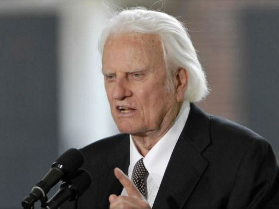 How much is Billy Graham worth