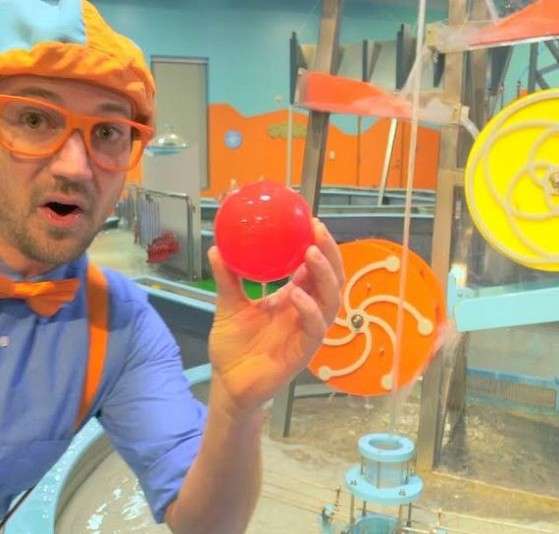How much is Blippi worth
