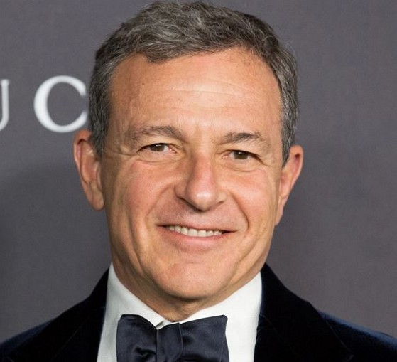 How much is Bob Iger worth