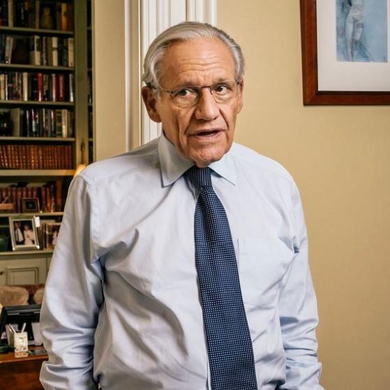 How much is Bob Woodward worth