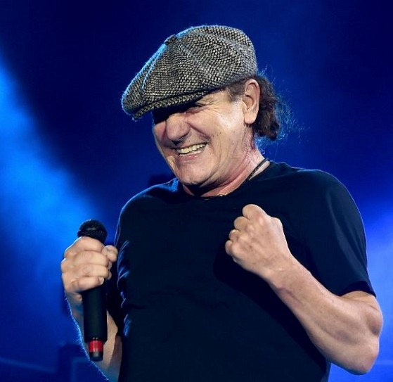 How much is Brian Johnson worth