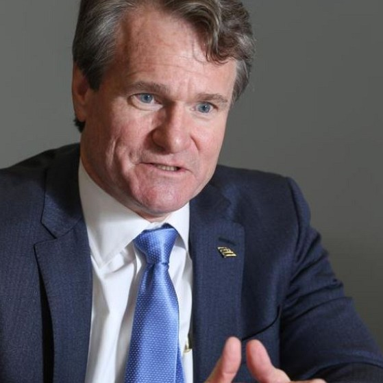 How much is Brian Moynihan worth