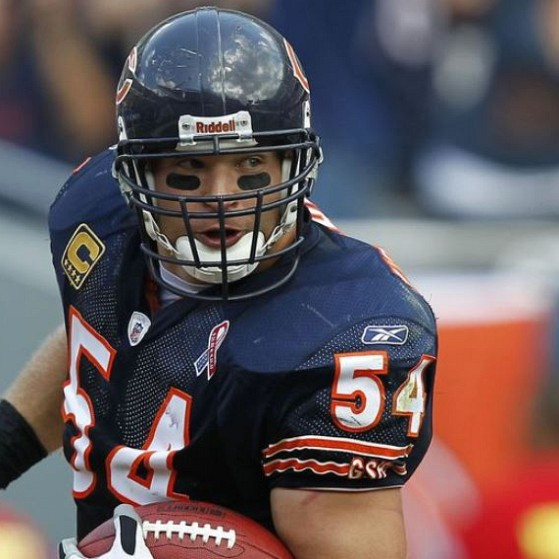 How much is Brian Urlacher worth