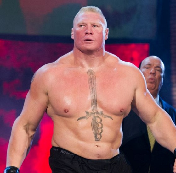 How much is Brock Lesnar worth