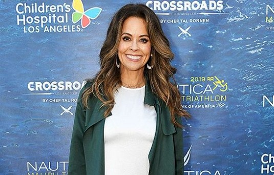 How much is Brooke Burke worth