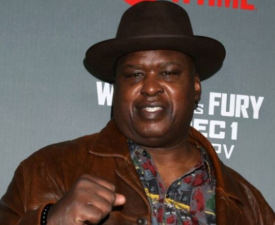 How much is Buster Douglas worth