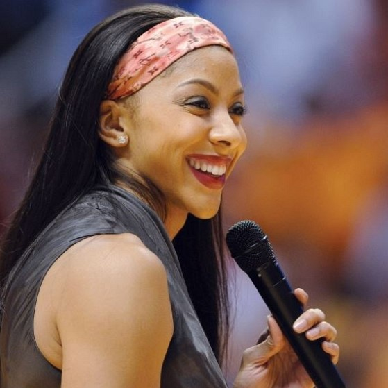 How much is Candace Parker worth
