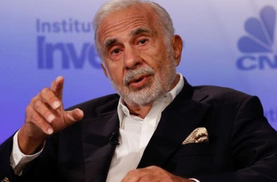 How much is Carl Icahn worth