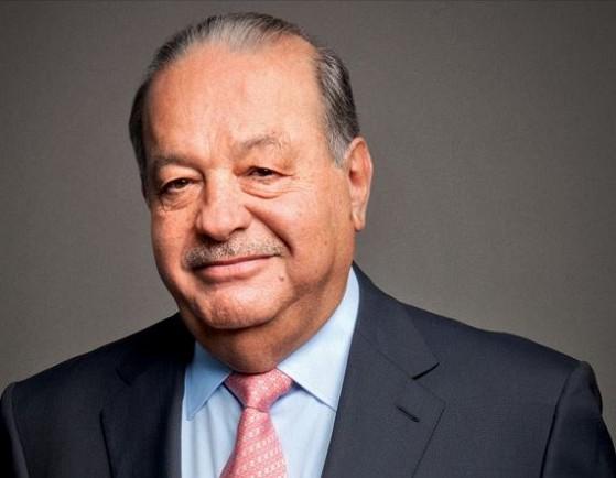 How much is Carlos Slim worth