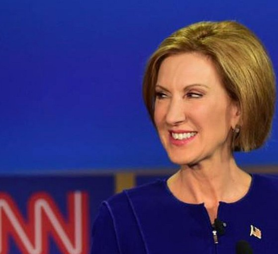 How much is Carly Fiorina worth