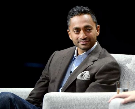 How much is Chamath Palihapitiya worth