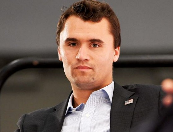 How much is Charlie Kirk worth