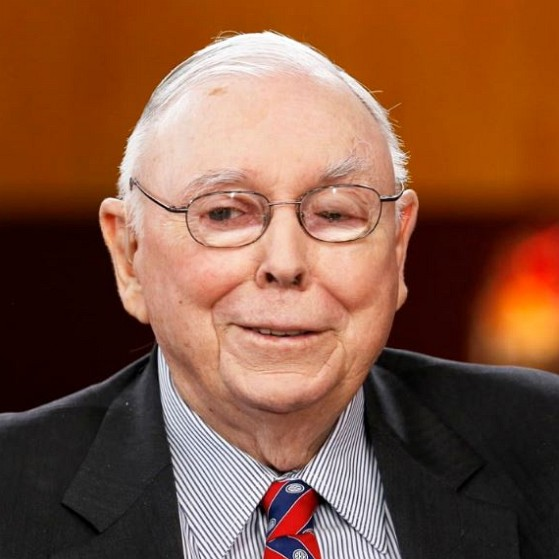 How much is Charlie Munger worth