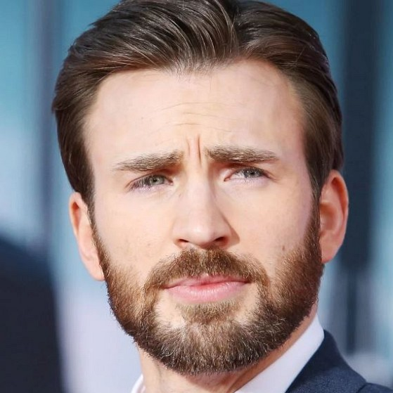 How much is Chris Evans worth