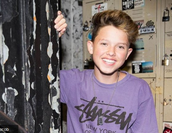 How much is Jacob Sartorius worth