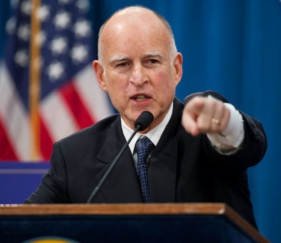 How much is Jerry Brown worth