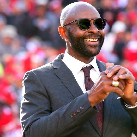 How much is Jerry Rice worth