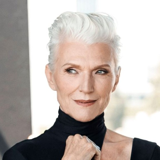 How much is Maye Musk worth