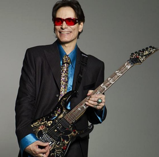 How much is Steve Vai worth