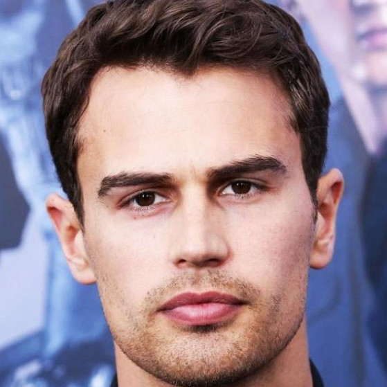 How much is Theo James worth